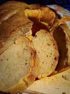 PANE DI ALTAMURA con lievito madre I Foods, Nutella, Dinner, Bread