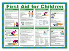 teaching first aid to kids
