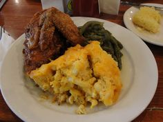 Amy Ruth S Harlem Ny Famous Mac Cheese Soul Food Food