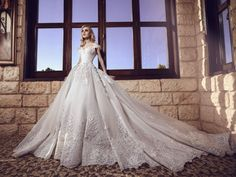 Vestido de noiva corte princesa: Tendência moda 2017 |Portal Tudo Aqui