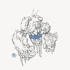 The Art of League of Legends- Blue buff concept art League Of Legends, Game Character, Character Concept, Character Design, Creature Concept Art, Monster Design, Manga Artist, Fantasy Artwork, Fantasy Creatures