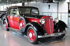 Audi Front UW 220 exhibited at Autostadt in Wolfsburg - Auto Union - Wikipedia, the free encyclopedia