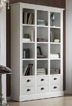 Escritorio asoral - Libreros de madera modernos ...