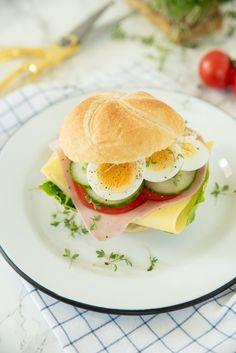 Lunch Snacks, Easy Snacks, Easy Meals, Healthy Breakfast Recipes, Easy Healthy Recipes, Healthy Meals, Club Sandwich Recipes, European Cuisine, I Love Food