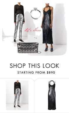 Let's Shine by anastasia-boutique on Polyvore featuring Bao Bao by Issey Miyake and Maison Margiela