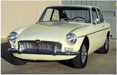 Marc's 1967 MG MGB GT - AutoShrine Registry