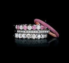 #jewellery #ring #jewell #3dzlatnictvo #zlatnictvo #rings #fashion #women #jewelry #gem #stone #engagment #engagmentring #prstene Princess Aesthetic, Anniversary Jewelry, African Jewelry, Stackable Rings, Pink Sapphire, Druzy Ring, Pretty In Pink, Gems, Engagement Rings