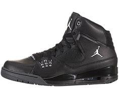 Air Jordan SC-1 Black Dark Grey White Men's Basketball Shoe $120.00  at MensShoesForYou.com.