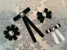 BOW BROOCHES FOR SALE.