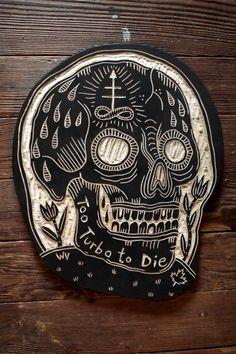Memorial Skull. 2014