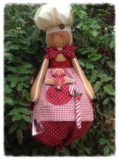 Cartamodelli Gingerbread : Cartamodello portasacchetti gingerbread pasticcere