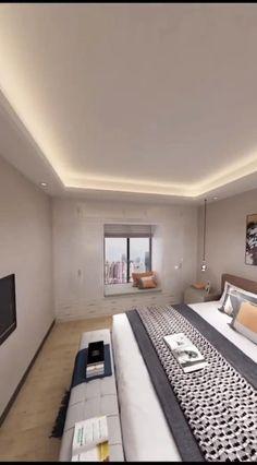 Small House Interior Design, Small Room Design, Apartment Interior Design, Home Room Design, Bedroom Decor For Small Rooms, Bedroom Decor For Teen Girls, How To Decorate Bedroom, Bedroom Closet Design, Modern Bedroom Design