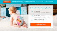 Save $20 + FREE shipping on your first diaper bundle purchase with The Honest Company (only $59.95 for 6 packs of diapers + 4 packs of wipes)! #honestcompany #diapers #wipes #baby #plantbased #eco #nontoxic #deal #sponsored Honest Company Diapers, Honest Diapers, Pack Of Diapers, Cloth Diapers, Best Subscription Boxes, 20 Off, Kids Boxing, Clean House, Parenting