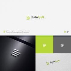 Create a logo and Identity pack for a new web analytics agency by Beyondesign
