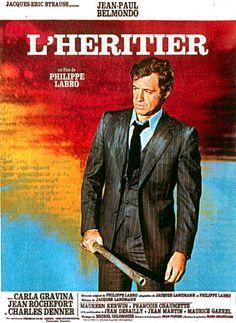 L'Héritier (L'erede) est un film franco-italien réalisé par Philippe Labro, sorti en 1973. Hugo Cordell, grand patron de la presse et de l'industrie, trouve la mort dans l'explosion de son avion, entre Genève et Paris. L'examen des débris de l'appareil ne permet pas d'établir avec certitude les causes de l'accident.  À Paris, les dirigeants de Globe, l'hebdomadaire français du groupe Cordell, attendent avec anxiété l'arrivée de Bart (Jean-Paul Belmondo), l'héritier de l'empire Cordell,