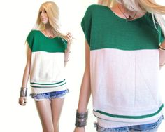 vintage late 70s knit top sleeveless tank knit sweater knit purl stitches create a sailboat pattern in front ultralightweight and simple