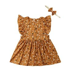 Kids Boho Style Boho Kids Clothes Overall Romper Bell Bottoms Girls Romper Mustard /& Rust Floral Overall Bell Romper Baby Romper