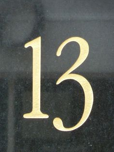 Lucky number. (attic.© 2011)