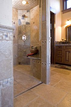 Charmant Linear Drains For Tile Showers. Now That Is Cool Tile Shower Drain, Linear  Drain