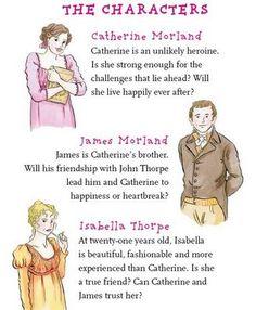 Characters - Jane Austen for children - Part 3   Jane Austen Brazil