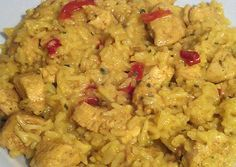 Vickys Spiced Chicken & Rice Gluten Dairy Egg & Soy-Free Recipe -  Awesome let's eat Vickys Spiced Chicken & Rice Gluten Dairy Egg & Soy-Free