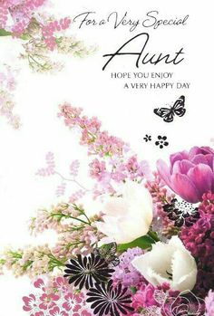 Birthday wishes for aunt quotes you are 49 trendy ideas Happy Birthday Wishes Aunt, Birthday Greetings For Aunt, Happy Birthday Cards, Happy Birthday Aunt From Niece, Happy Birthday Quotes, Happy Birthday Images, Birthday Messages, Birthday Humorous, Family Birthdays