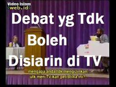 inilah Debat Islam Kristen yang TIDAK BOLEH disiarkan di TV