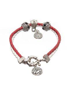 bratara piele naturala Martie, Pandora Charms, Charmed, Bracelets, Jewelry, Jewlery, Jewerly, Schmuck, Jewels