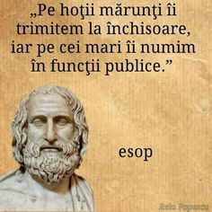 Esop este,la fel de actuaĺ,precum I. Sad Words, True Words, Star Of The Week, Qoutes, Life Quotes, Funny Inspirational Quotes, Love Quotes For Her, Maxime, Science And Nature
