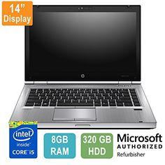 "HP EliteBook 8470p, 14"" Display, Intel Core i5 2.60GHz, 8... https://www.amazon.ca/dp/B01N5C4ABQ/ref=cm_sw_r_pi_dp_x_9nSsybZ8HP508"