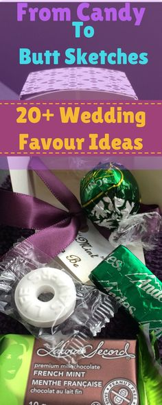 If you're in the middle of planning your upcoming wedding you'll probably be asking yourself about wedding favours. This list gives you the top 6 favours guests love with the pros and cons of each, plus a list of 15+ other ideas. via @switchintodrive