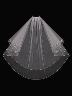 En Vogue Bridal Accessories - Bridal Veil | V1793W…