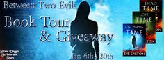 CELTICLADY'S REVIEWS: Crossing In Time Between Two Evils Book 1 by D. L....
