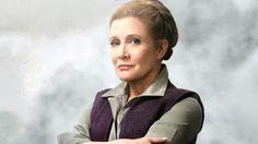 Carrie Fisher, la recordada Princesa Leia en #StarWars