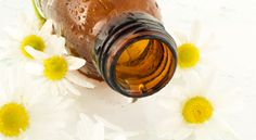Roman Chamomile Essential Oil - Roman Chamomile is known for helping with acne, dry itchy skin, eczema, psoriasis, and easing skin puffiness.  You can also use it for boils, burns, allergies, or asthma.  When applied to muscles it can ease muscle pain, help with sprains and inflamed joints, and is great for the digestive system.