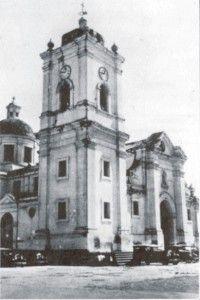 Catedral de Santa Marta año 1946 #SantaMartaDelAyer