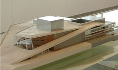Model, New Oslo Opera House, Norway. | Flickr - Photo Sharing!
