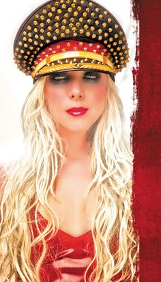 My metal chick crush. Maria Brink