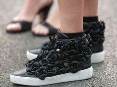 Bonjour, Paris: Chanel sneakers