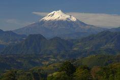 Por la magia de ver la inmensidad del Pico de Orizaba cada mañana...  #TeQuieroMéxico #ExploraVeracruz