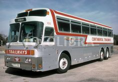 Trailways silver eagle bus bus motorcoach pinterest Silver eagle motor coach