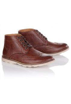 Boots for men by Twisted Soul. Back To Work, Brogues, Your Shoes, Timeless Fashion, Dapper, Footwear, Boots, Men, Style