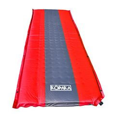 kids camping gear sleeping bag - Air Mattress Camping Gear, Lightweight Sleeping Pad with Carry Bag for Backpacking, Travel and More, Red Mat >>> Read more at the image link. (This is an affiliate link) Kids Camping Gear, Camping Tools, Camping Games, Air Mattress, Carry Bag, Sleeping Bag, Backpack Bags, Backpacking, Bag Accessories