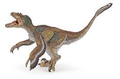Papo Toys 2055055 - Figura Velociraptor Con Plumas (Plastico): Amazon.es: Juguetes y juegos