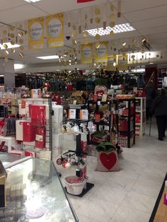 Christmas at @lovebeales Keighley store 2015 Christmas department