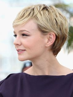 back side of head pixie haircut | BACK TO THE PIXIES OF THE 60′s//