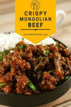 Chinese Beef Recipes, Homemade Chinese Food, Mongolian Beef Recipes, Good Chinese Food, Crispy Beef Chinese, Chinese Beef Dishes, Healthy Chinese Food, Easy Chinese Food Recipes, Chinese Eggplant Recipes