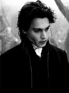 Sleepy Hollow, Johnny Depp
