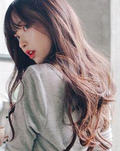 ulzzang pretty korean girl selca asian fashion ♥