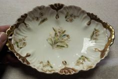 Antique Limoges dish for Sale by WashingBabyElephants on Etsy, $25.00